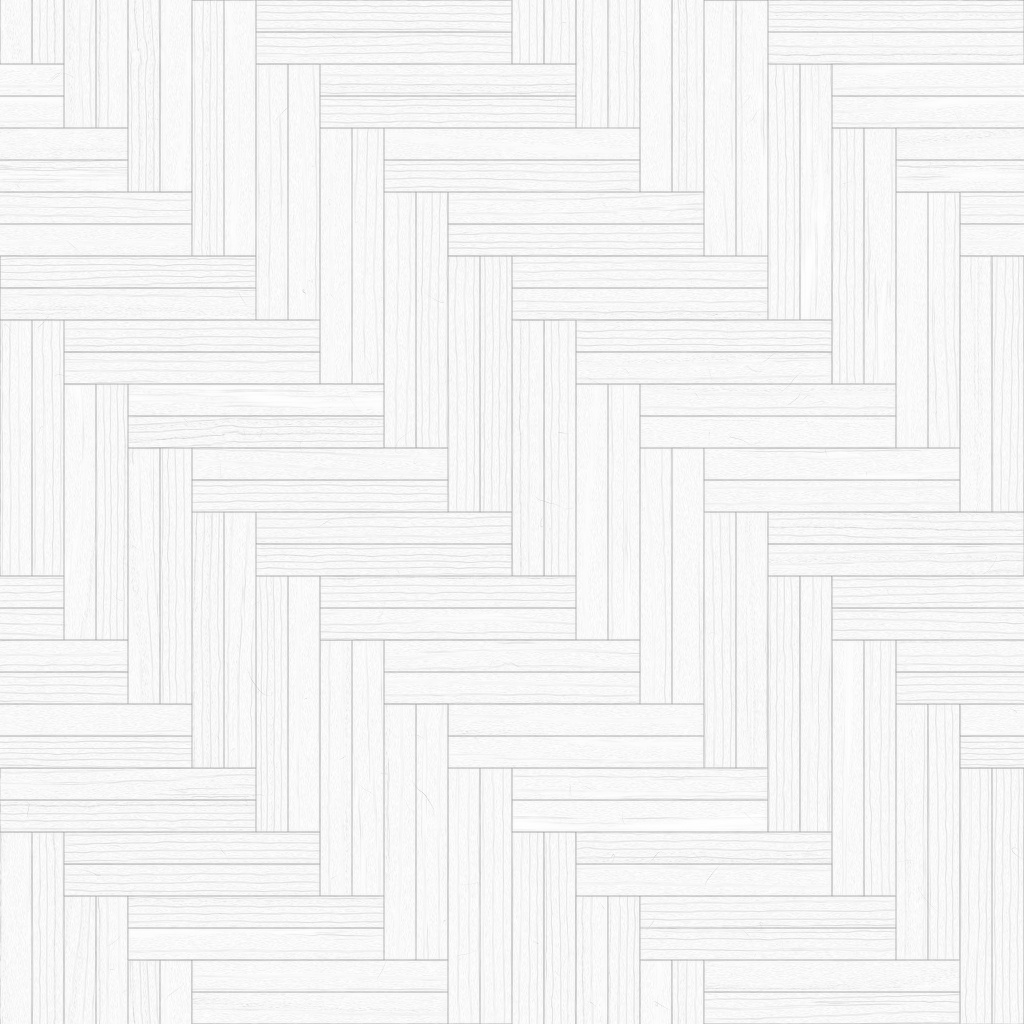 Zebrano Light Double Herringbone Ambient Occlusion Texture