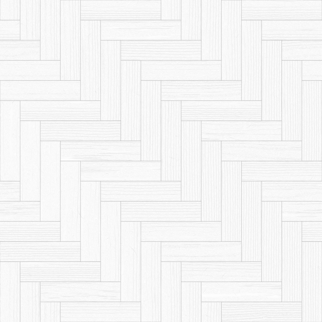 Zebrano Light Herringbone Ambient Occlusion Texture