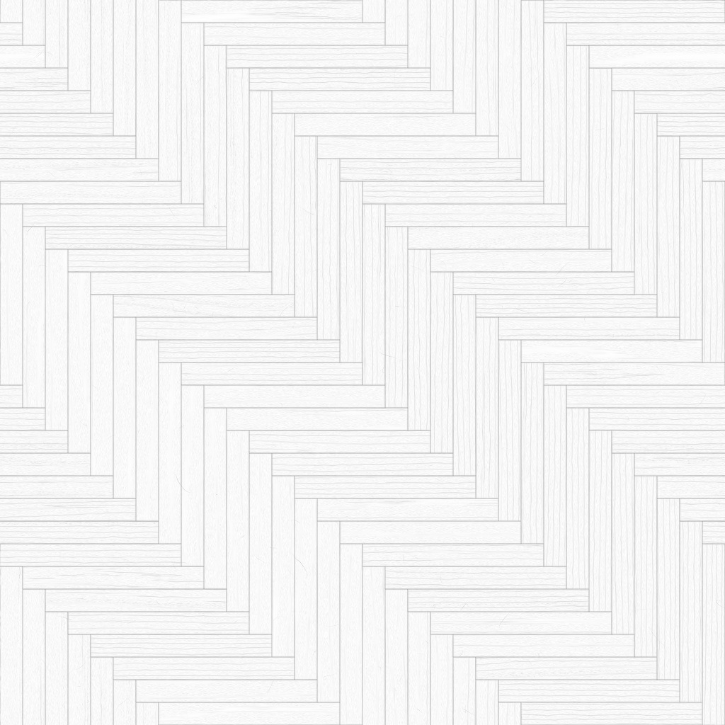 Zebrano Light Long Herringbone Ambient Occlusion Texture