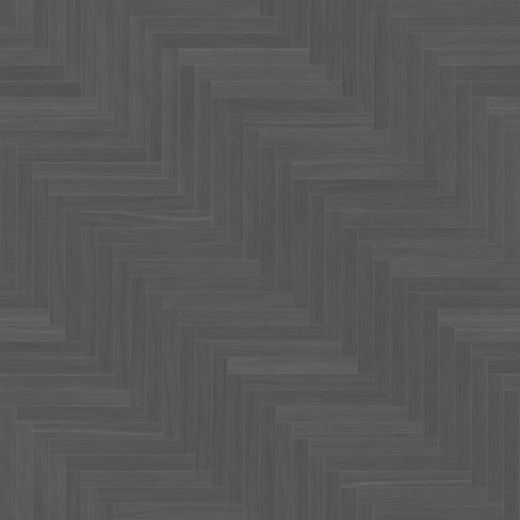 Zebrano Light Long Herringbone Roughness Texture