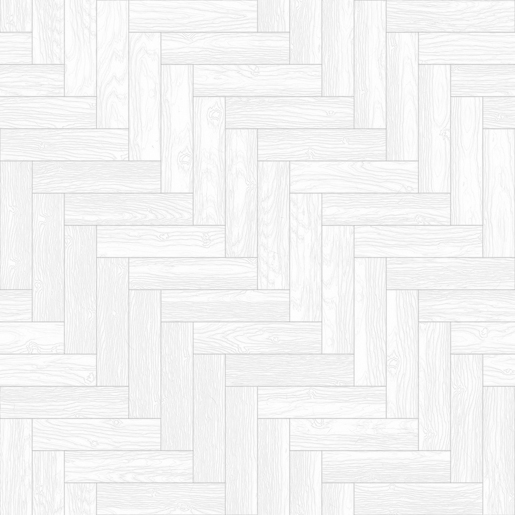 Bocote Mexican Herringbone Ambient Occlusion Texture