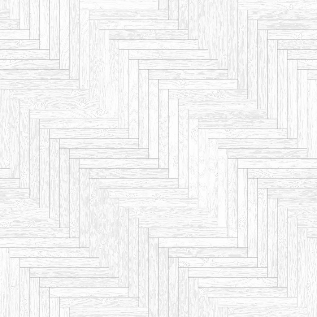Bocote Mexican Long Herringbone Ambient Occlusion Texture