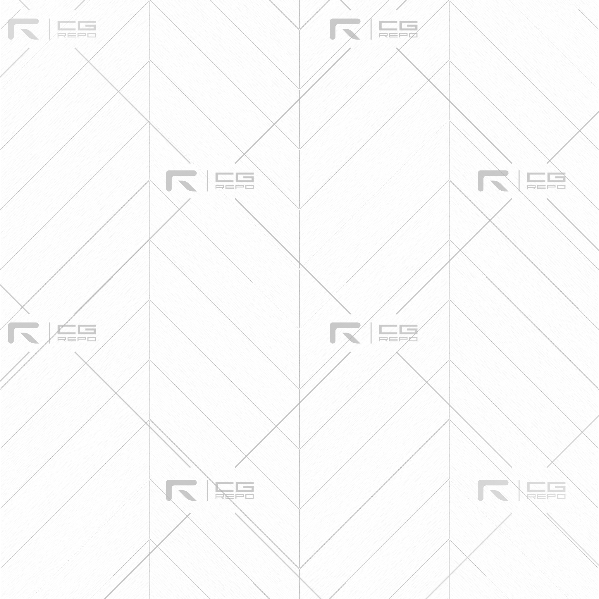 Wenge TypeA Chevron Ambient Occlusion Texture