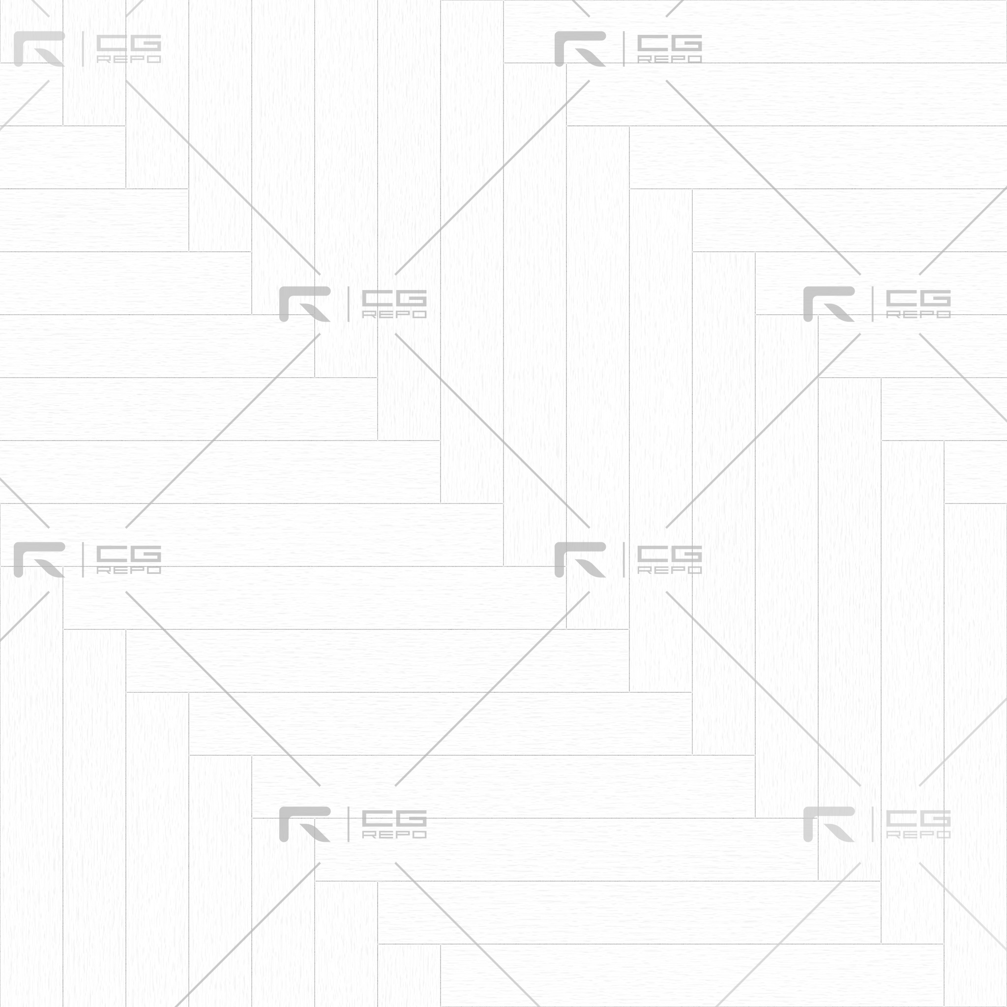 Wenge TypeA Long Herringbone Ambient Occlusion Texture