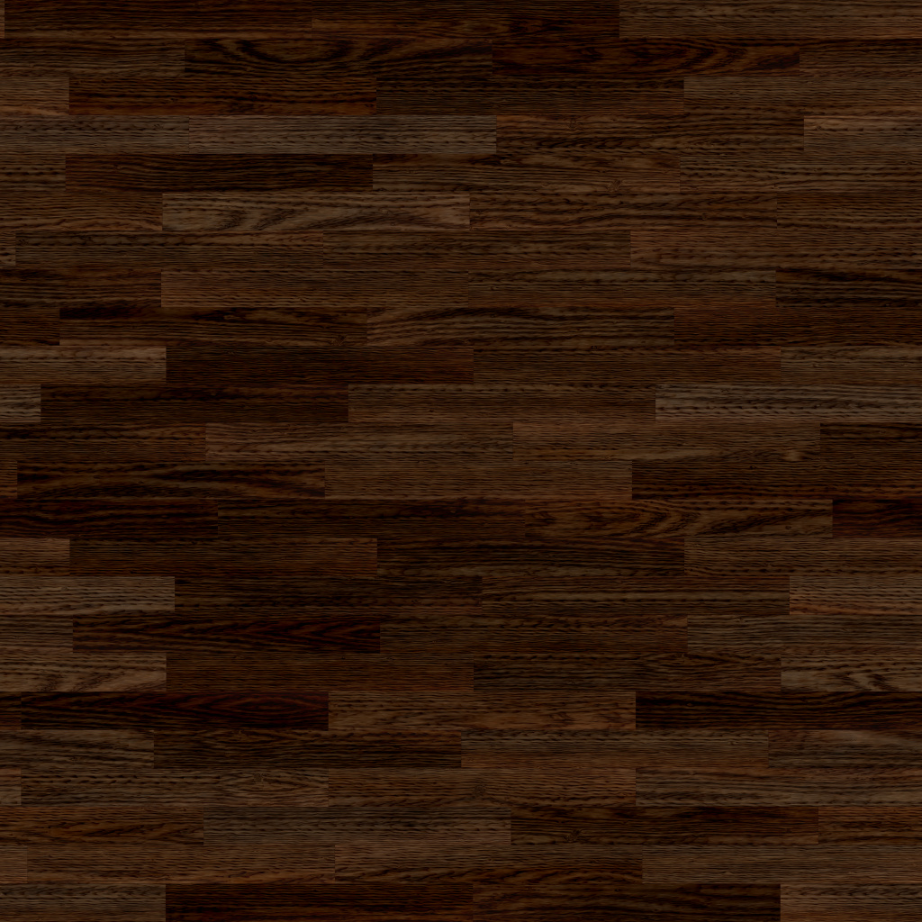 Wenge TypeA Long Running Bond BaseColor Texture