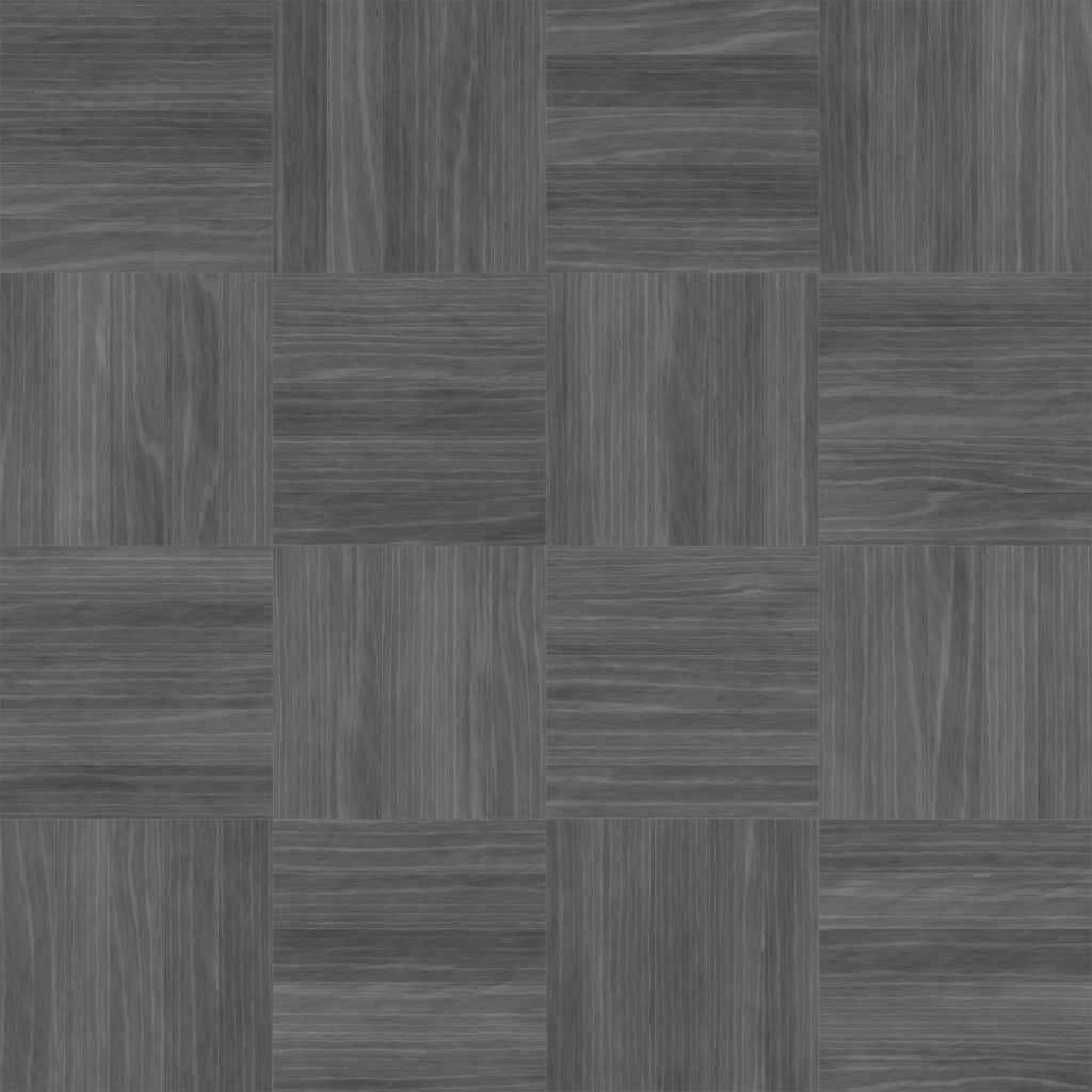 Zebrano Mid Basket Roughness Texture