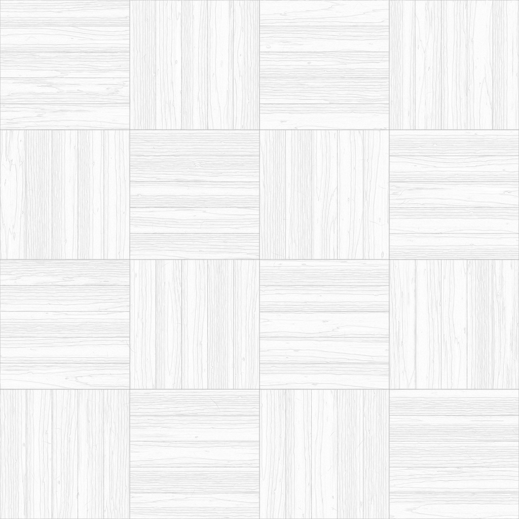 Oak American Natural Basket Ambient Occlusion Texture