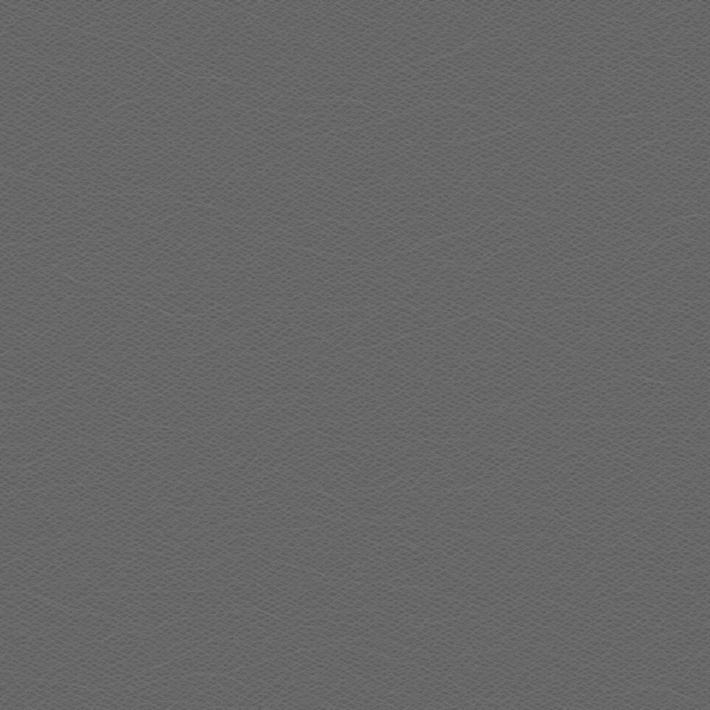 Pigmented Leather Black Roughness Texture