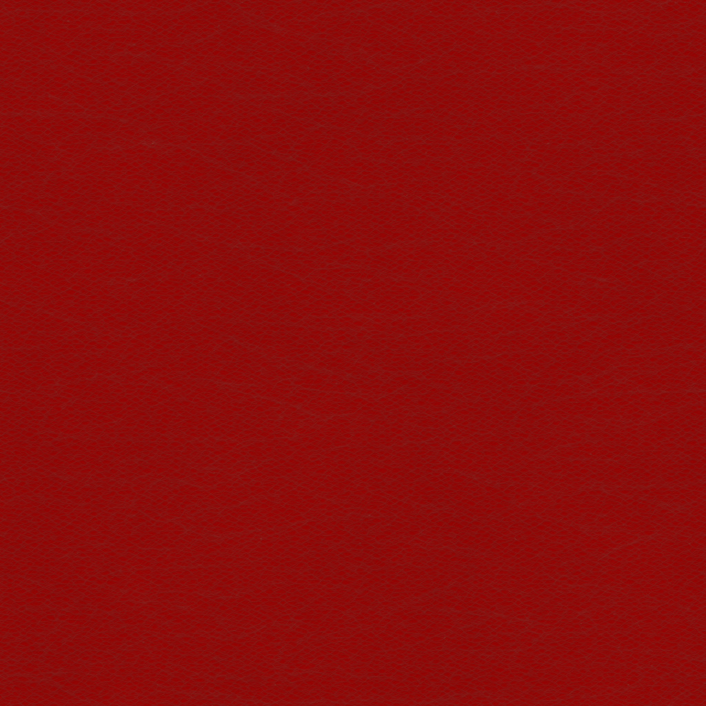 Pigmented Leather Red BaseColor Texture