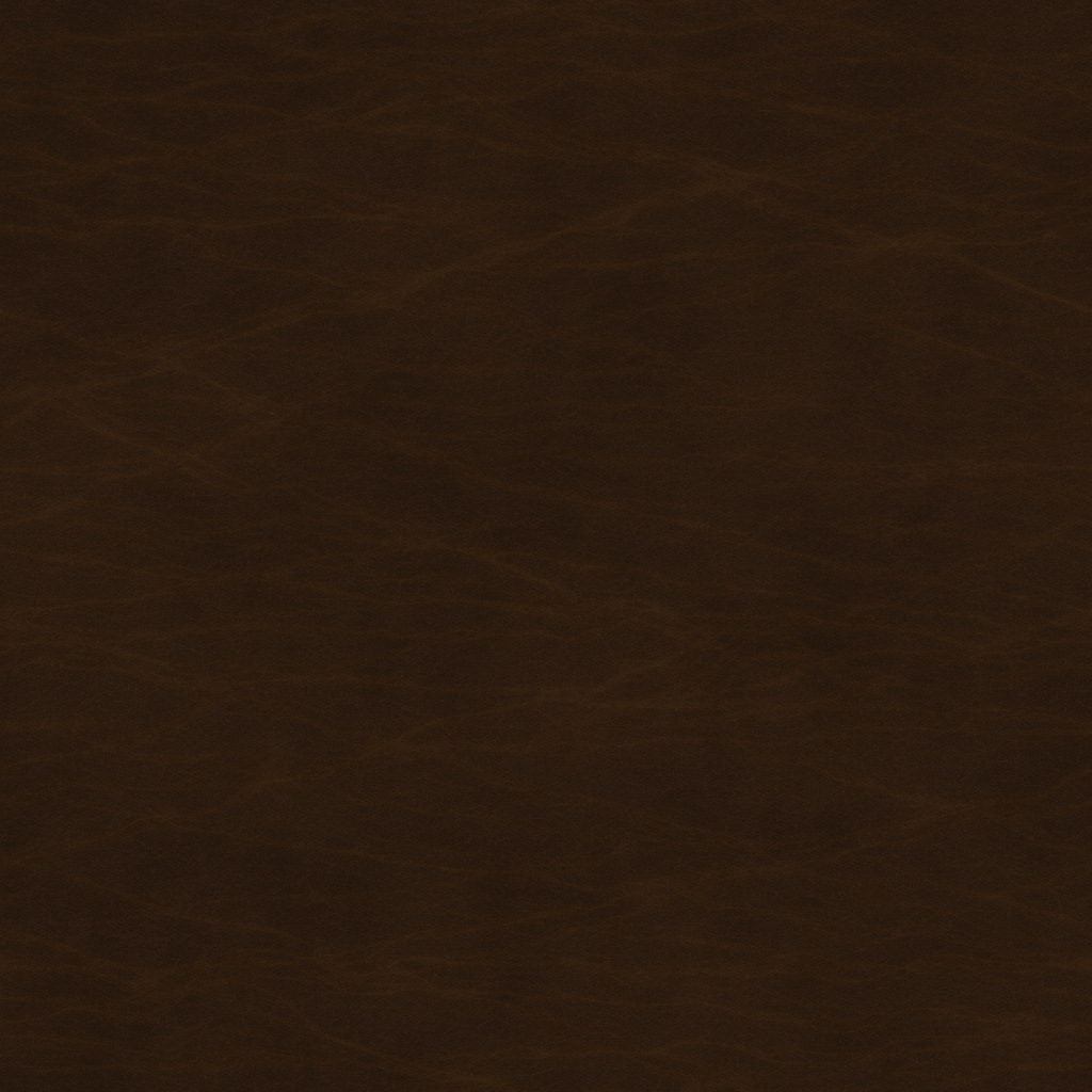 Suede Leather Dark Brown BaseColor Texture