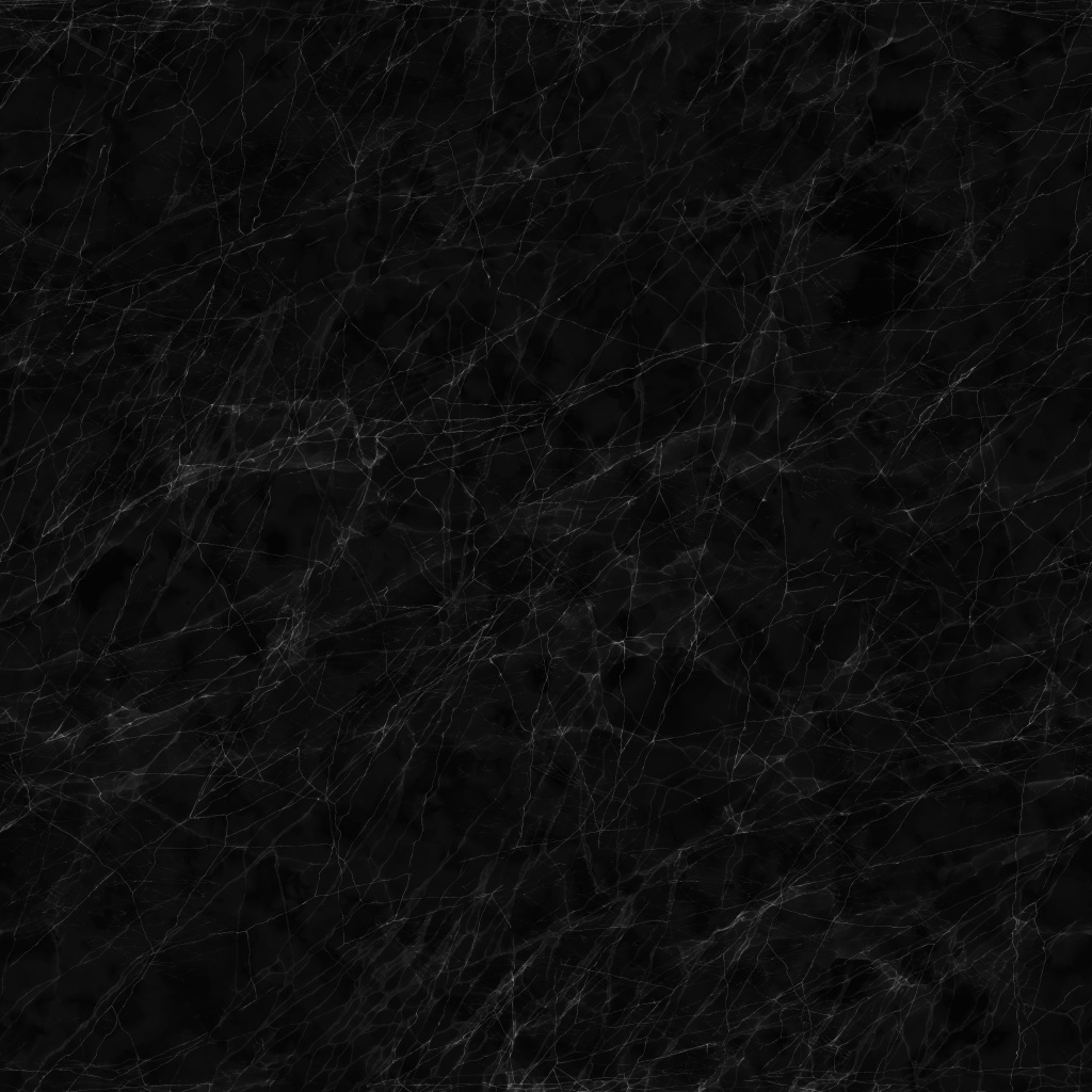 Marquina Black Ultrafine Polished 2 BaseColor Texture
