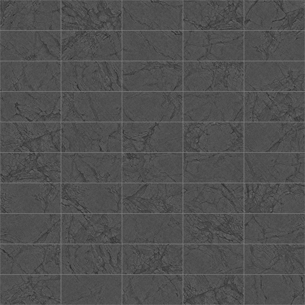Dark Ash Travertino Squared-40-20 Roughness Texture
