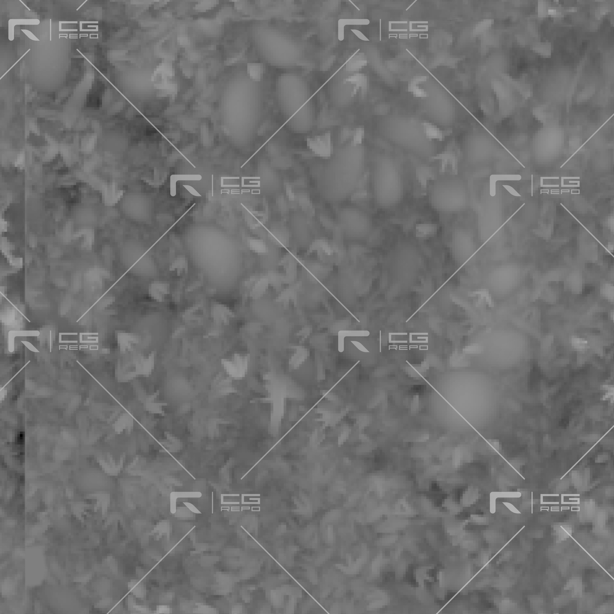 Autumn CobbleStone Height Texture