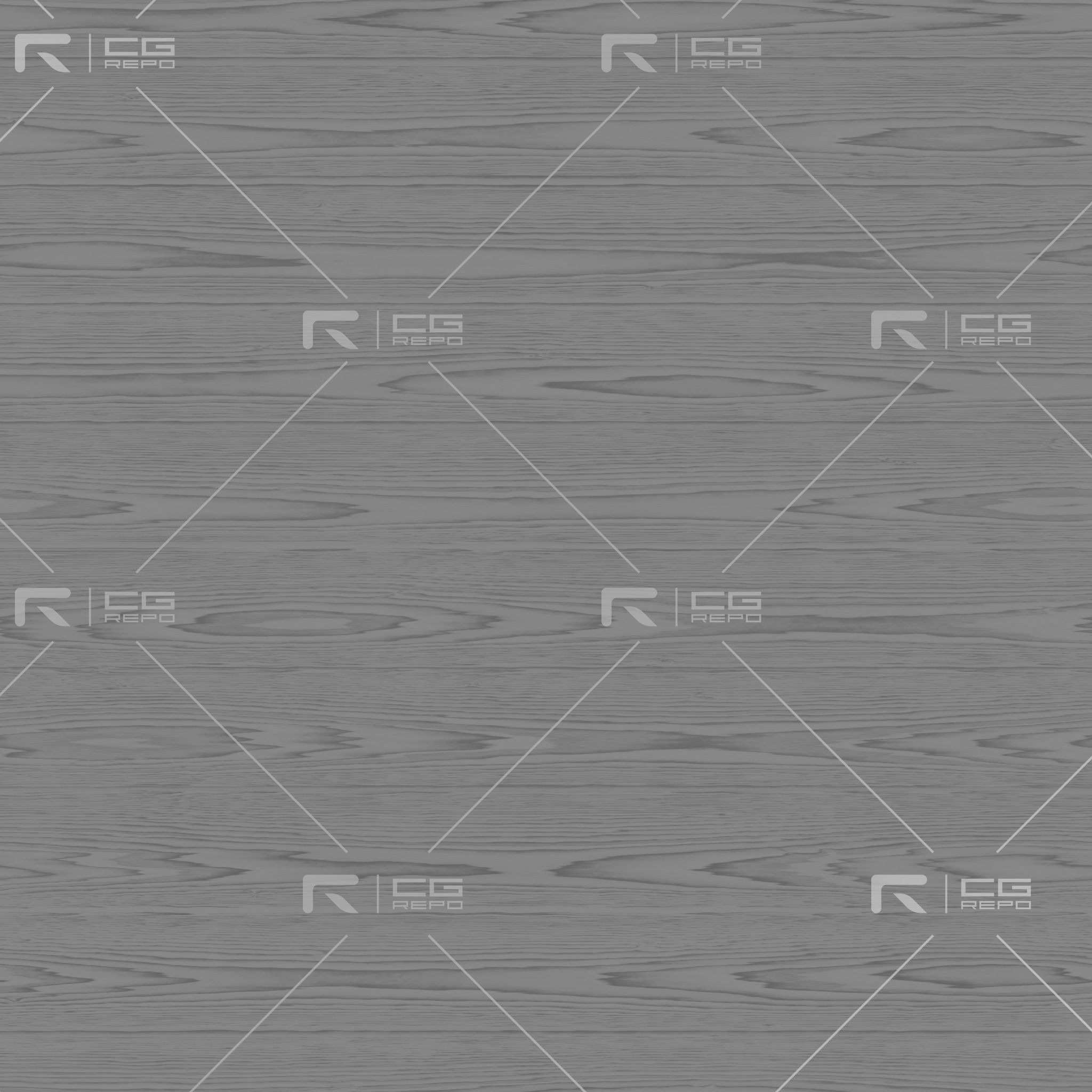 Birch - PlyWood - Cathedral Shape (Crown) Roughness Texture