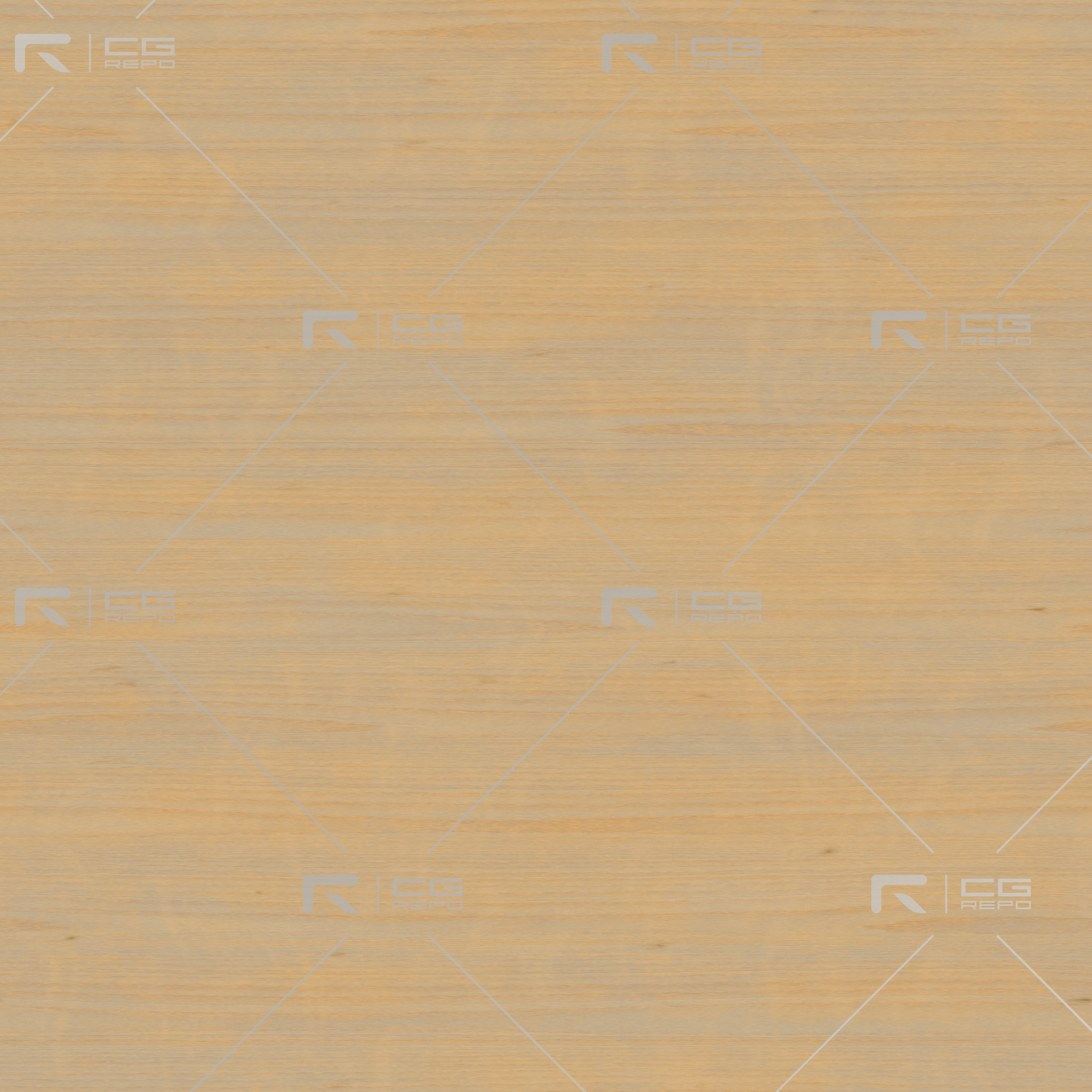 Birch - PlyWood - Rift BaseColor Texture