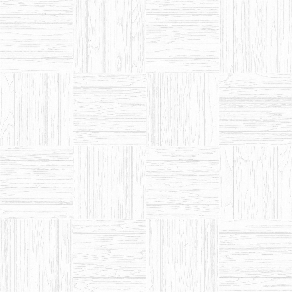 Oak English Brown Basket Ambient Occlusion Texture