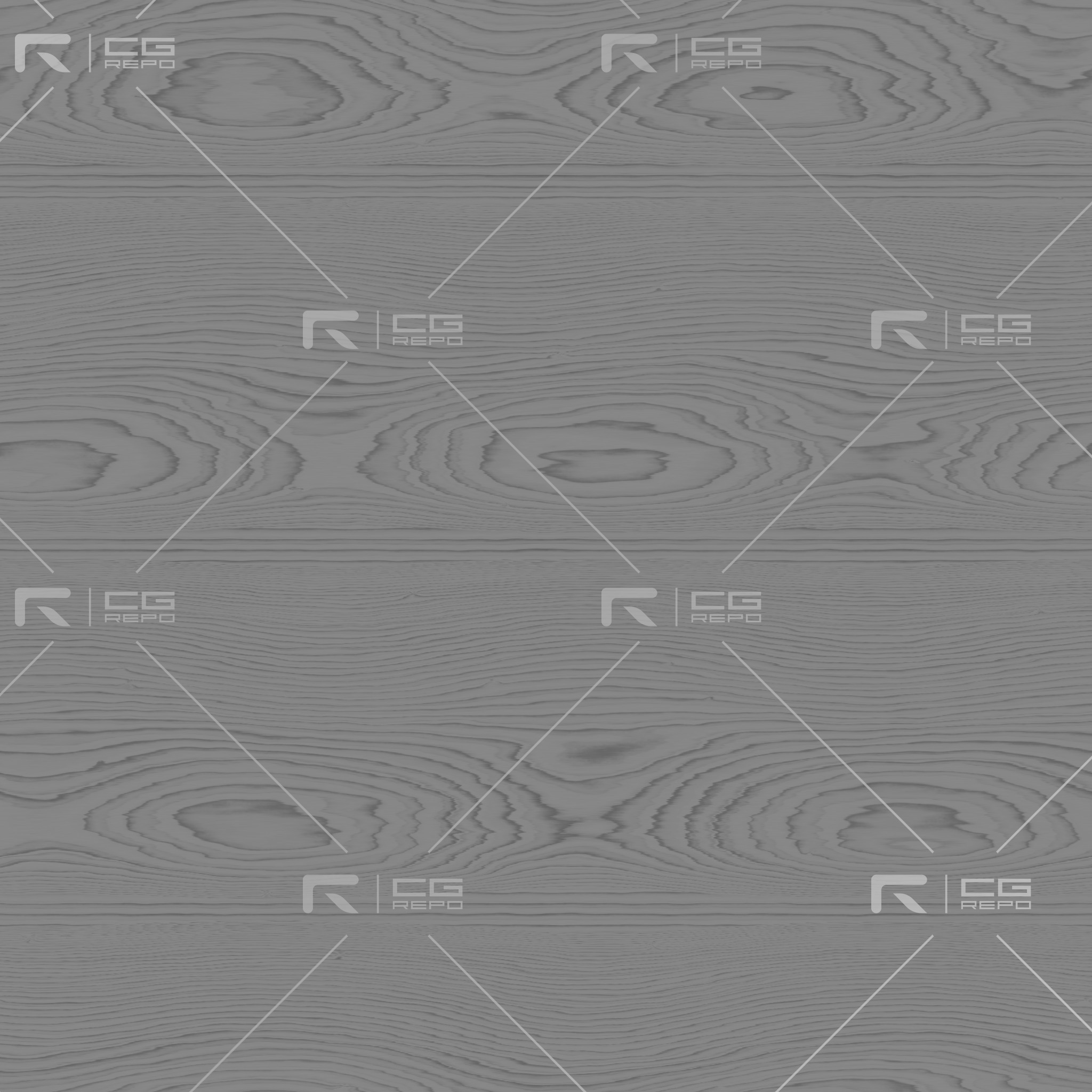 Maple - Flat Figured Wood Roughness Texture