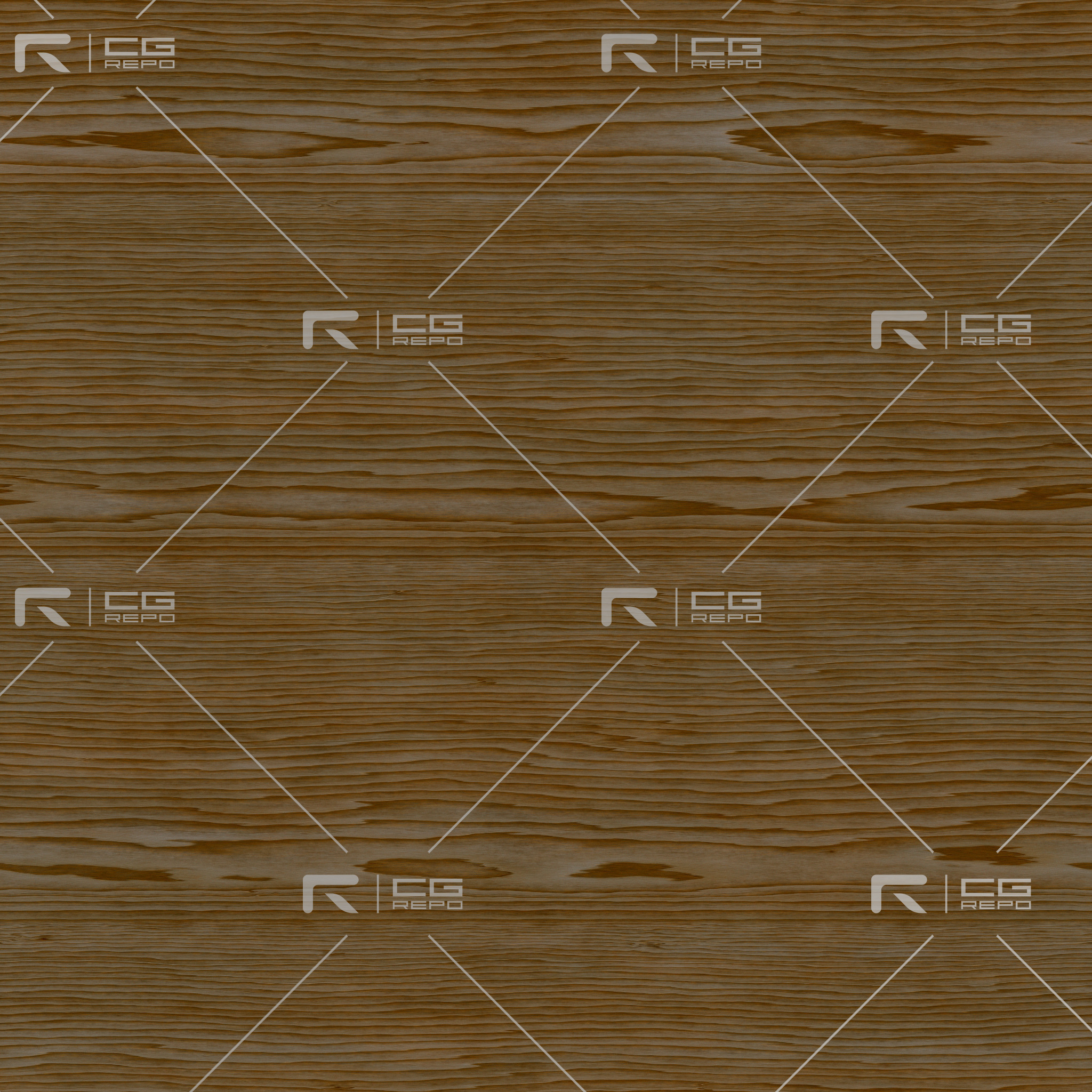 Oak - Coffee - Rift Sawn BaseColor Texture