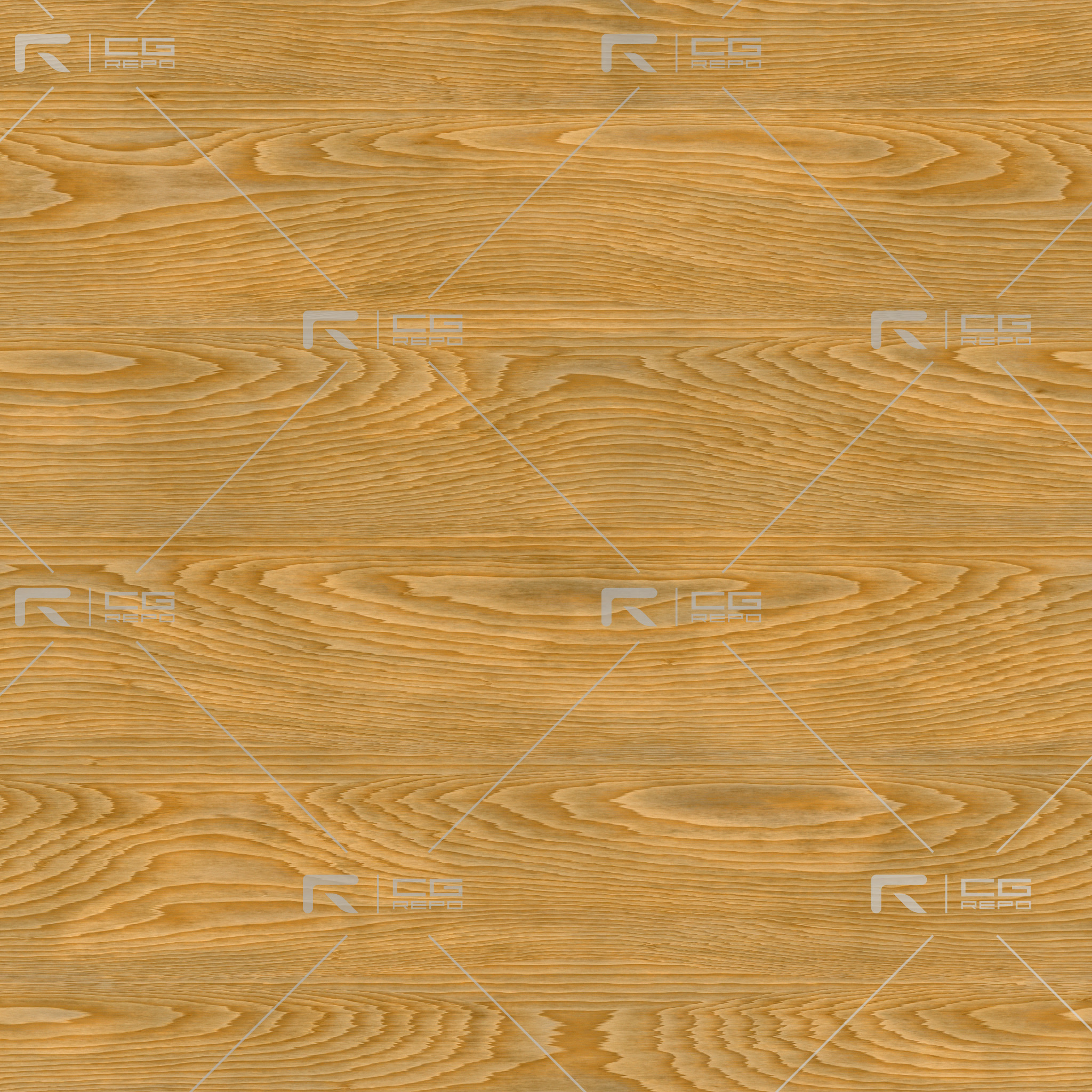 Oak - Natural - Flat BaseColor Texture