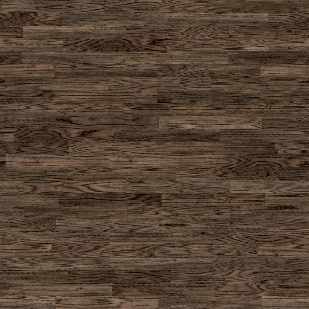 Oak English Dark Long Running Bond BaseColor Texture