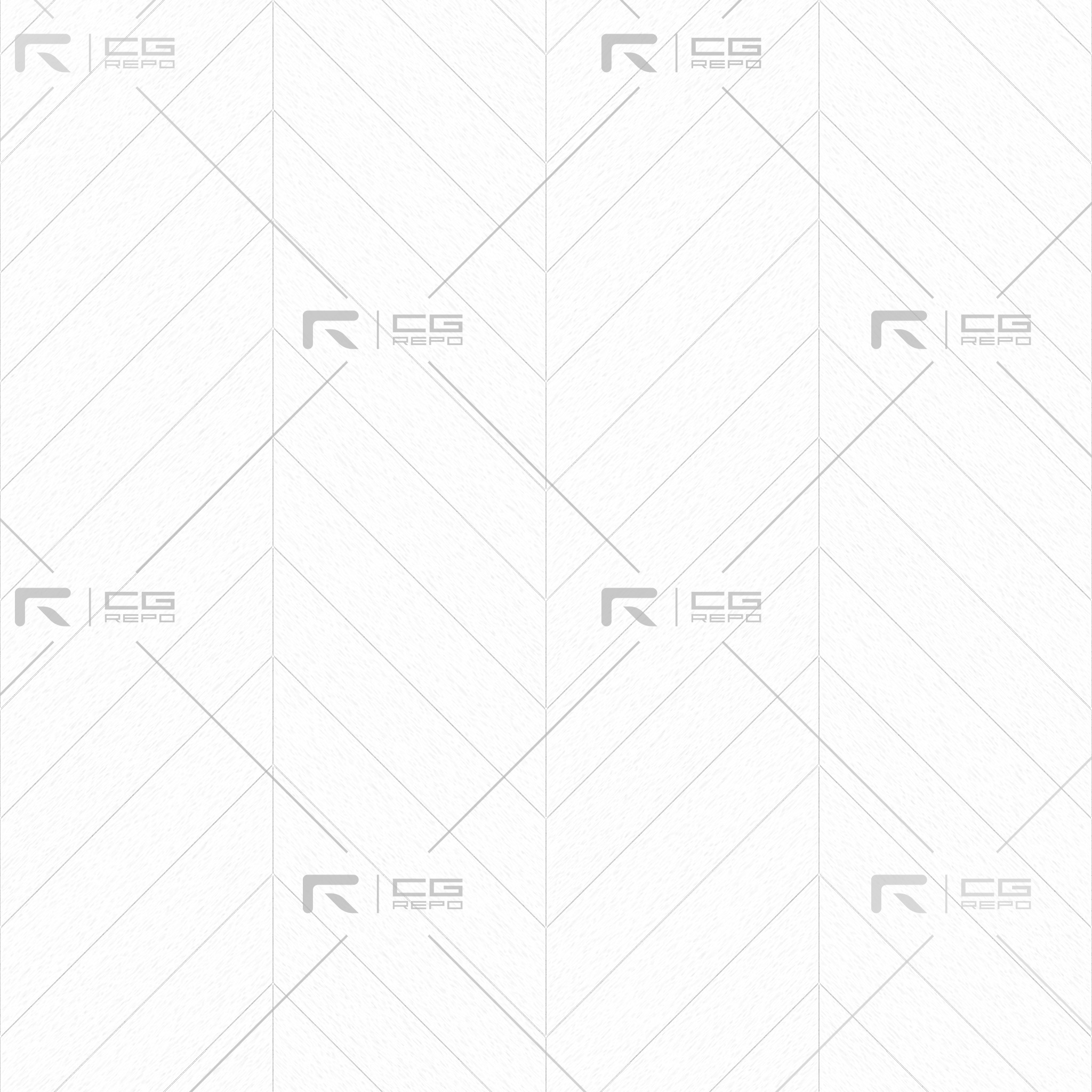 Oak European Light Ash Chevron Ambient Occlusion Texture