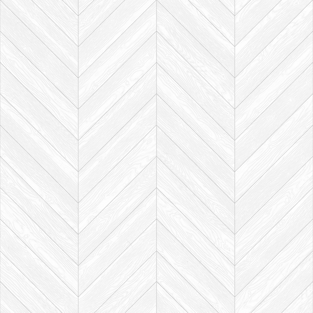 Bocote Mexican Chevron Ambient Occlusion Texture