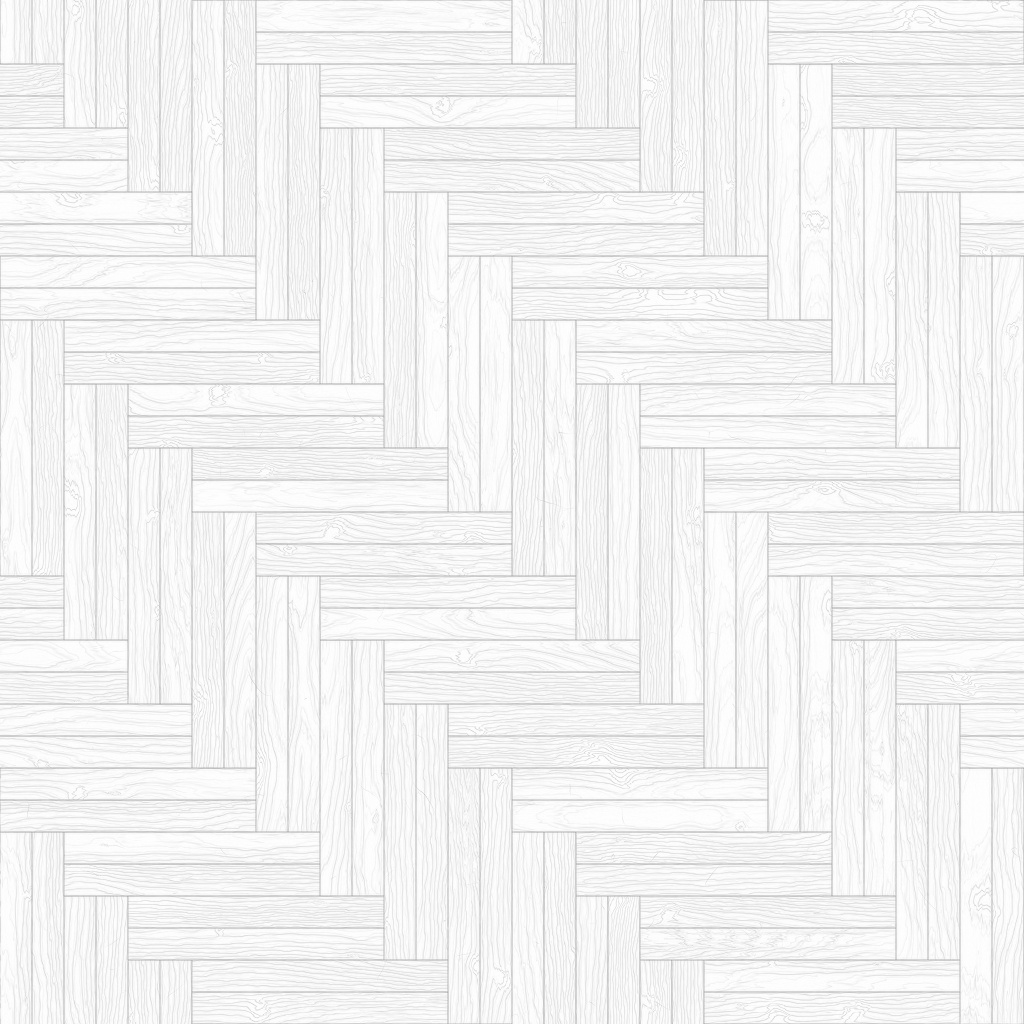 Bocote Mexican Double Herringbone Ambient Occlusion Texture