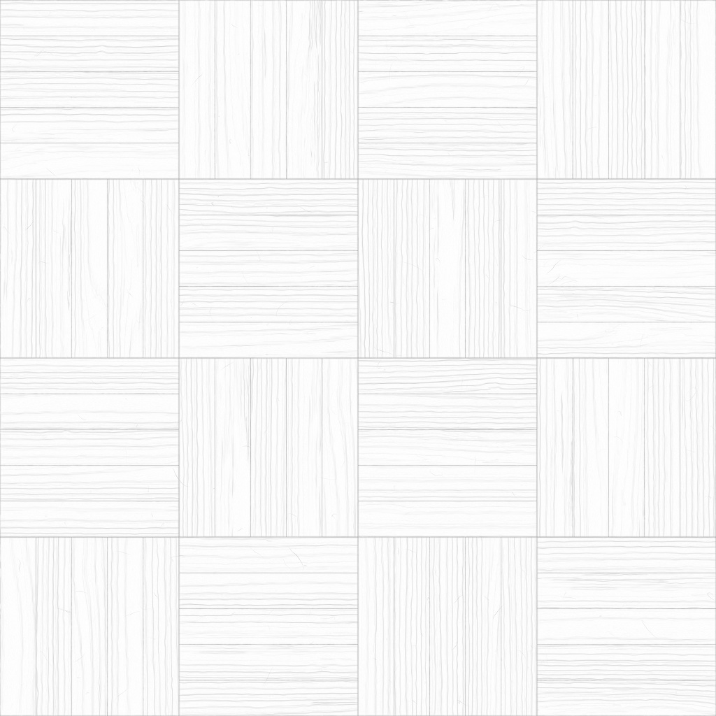 Zebrano Mid Basket Ambient Occlusion Texture