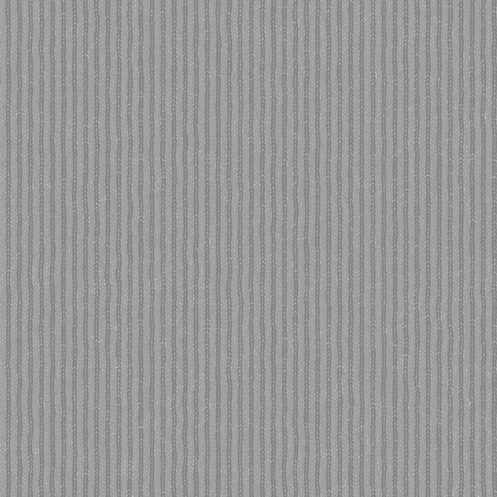 Knitted Wool Gray Roughness Texture