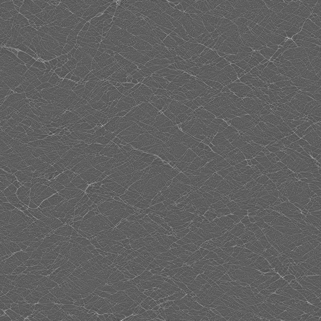 Fine Bison Tanned Brown Roughness Texture