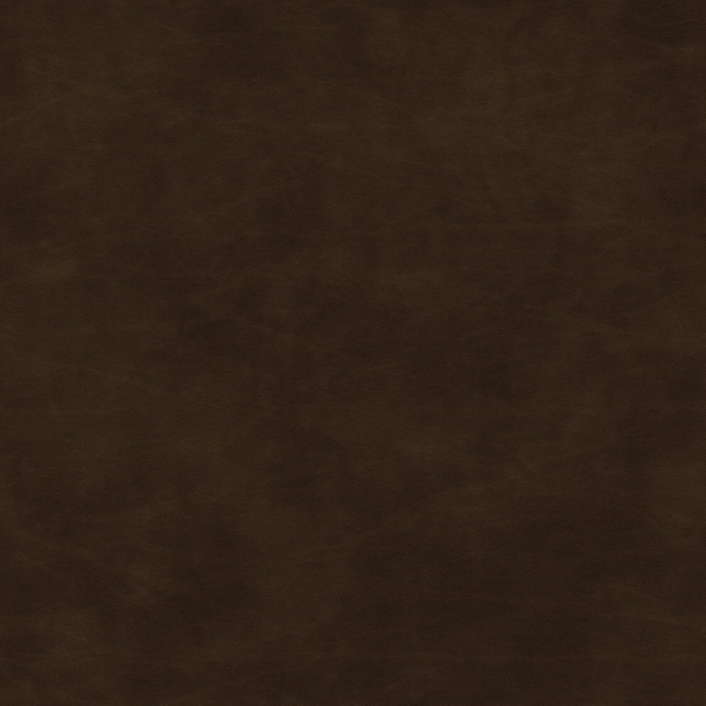 Genuine Leather Dark Brown BaseColor Texture