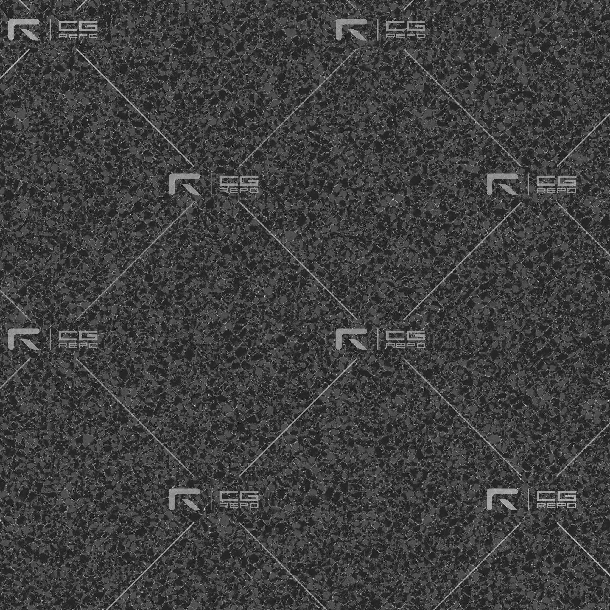 Terrazzo A Roughness Texture