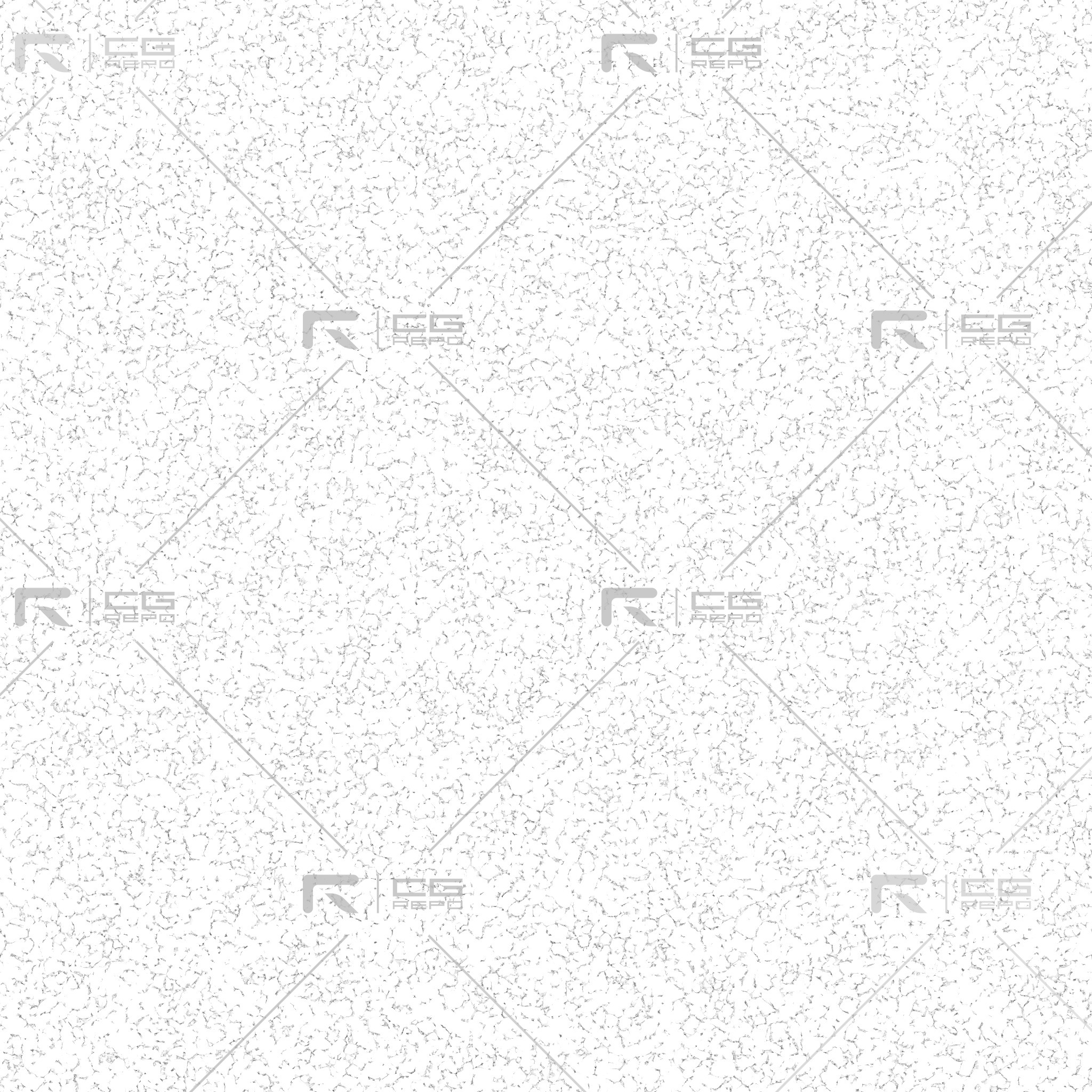 Terrazzo B Ambient Occlusion Texture