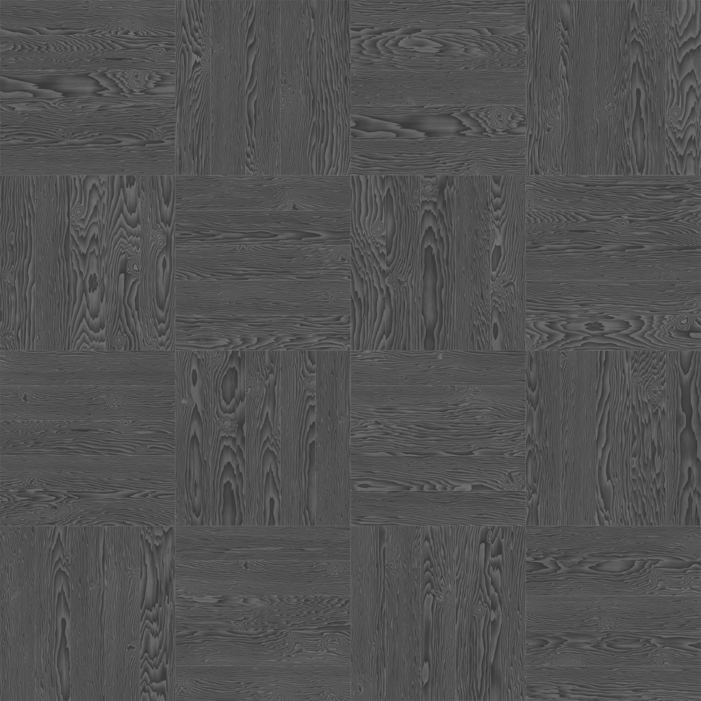 Bocote Mexican Basket Roughness Texture