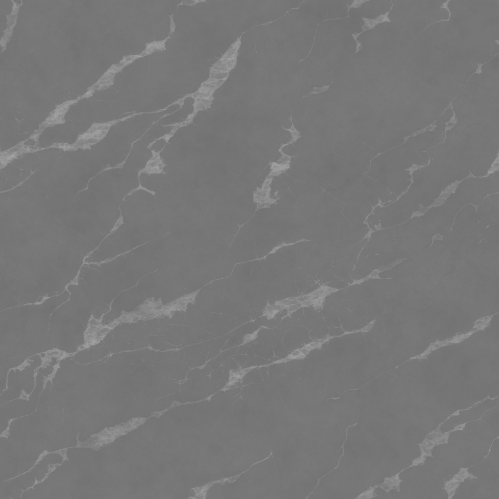 Black And White Marble Raw Matte Roughness Texture