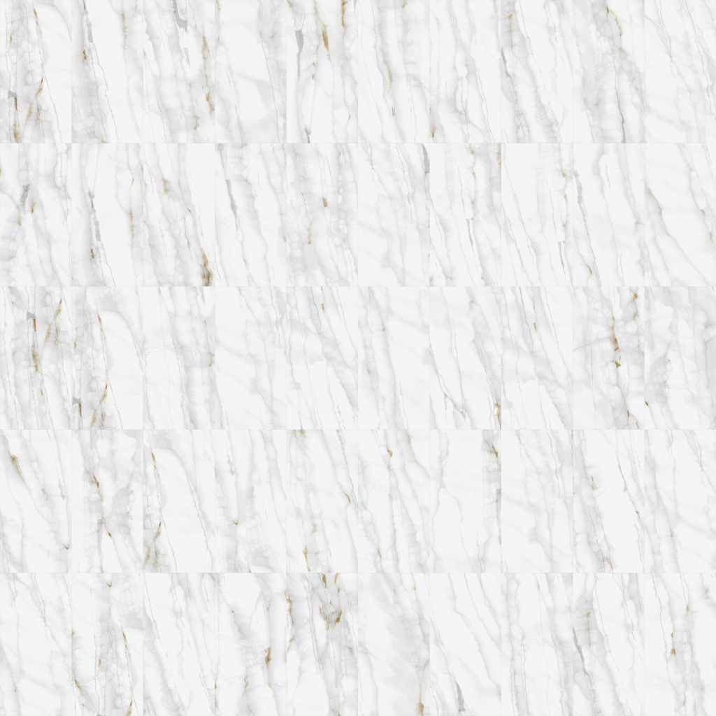 Calacatta Gold Long Veins Squared-20-40 BaseColor Texture