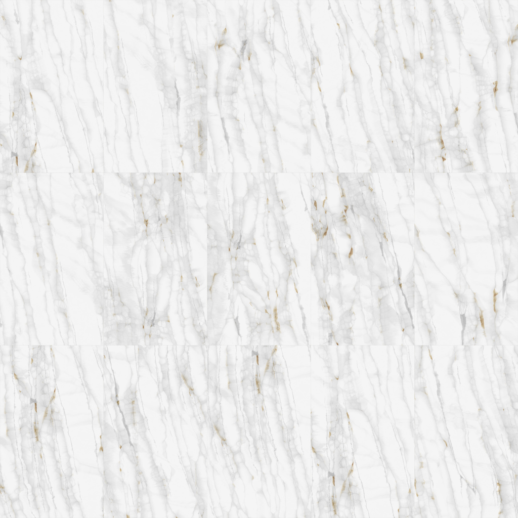 Calacatta Gold Long Veins Squared-60-100 BaseColor Texture
