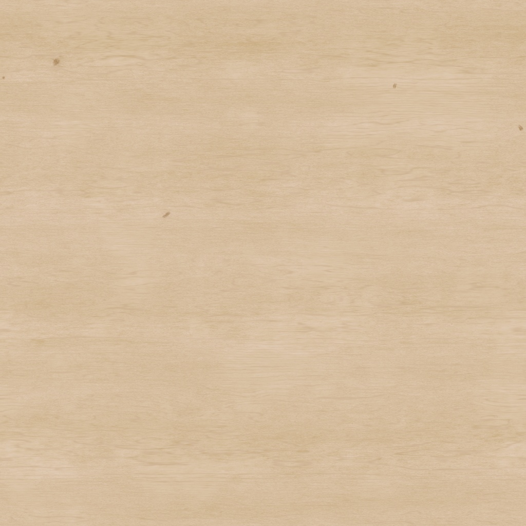 Birch Plywood Board BaseColor Texture