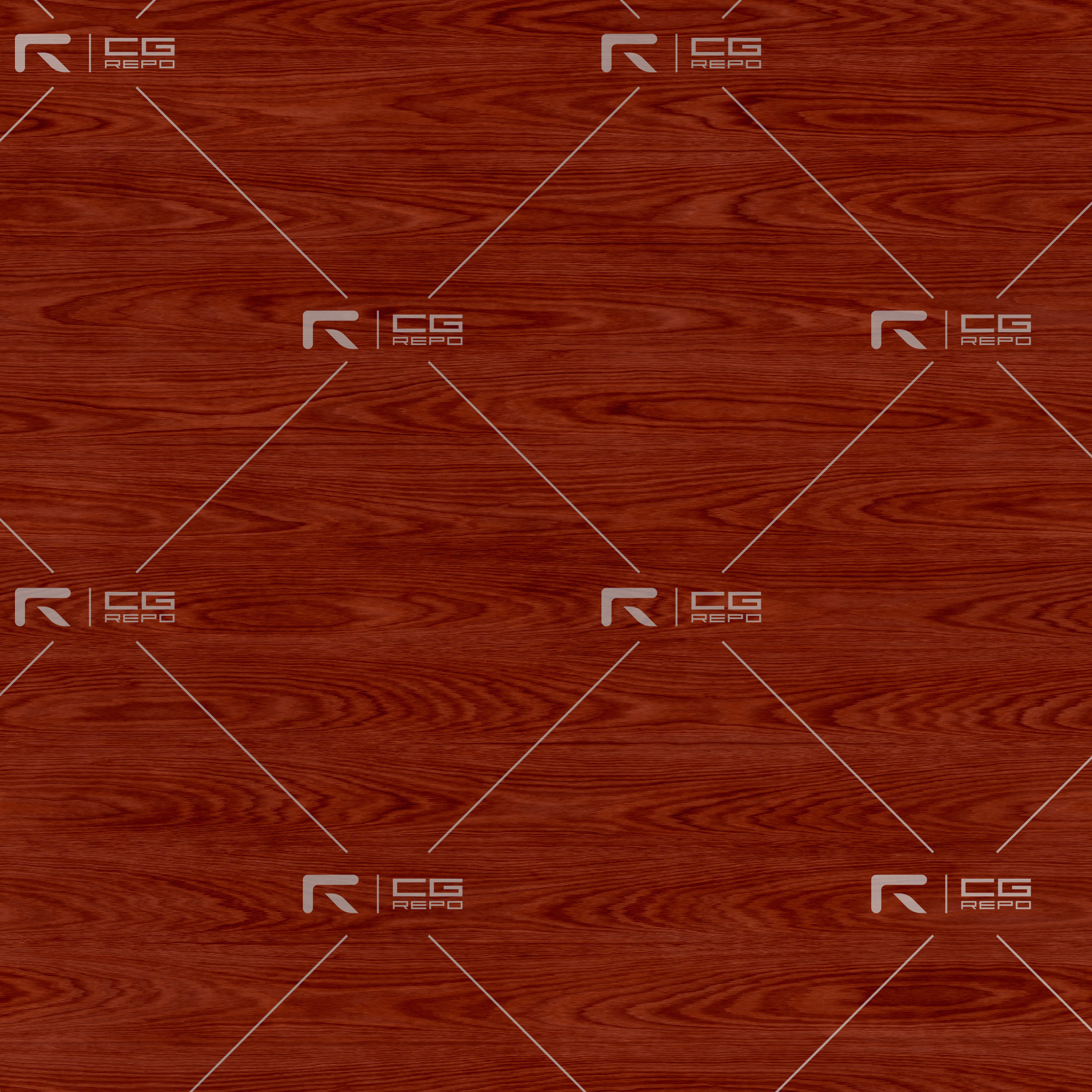 Cherry - Vintage - Cathedral Shape BaseColor Texture