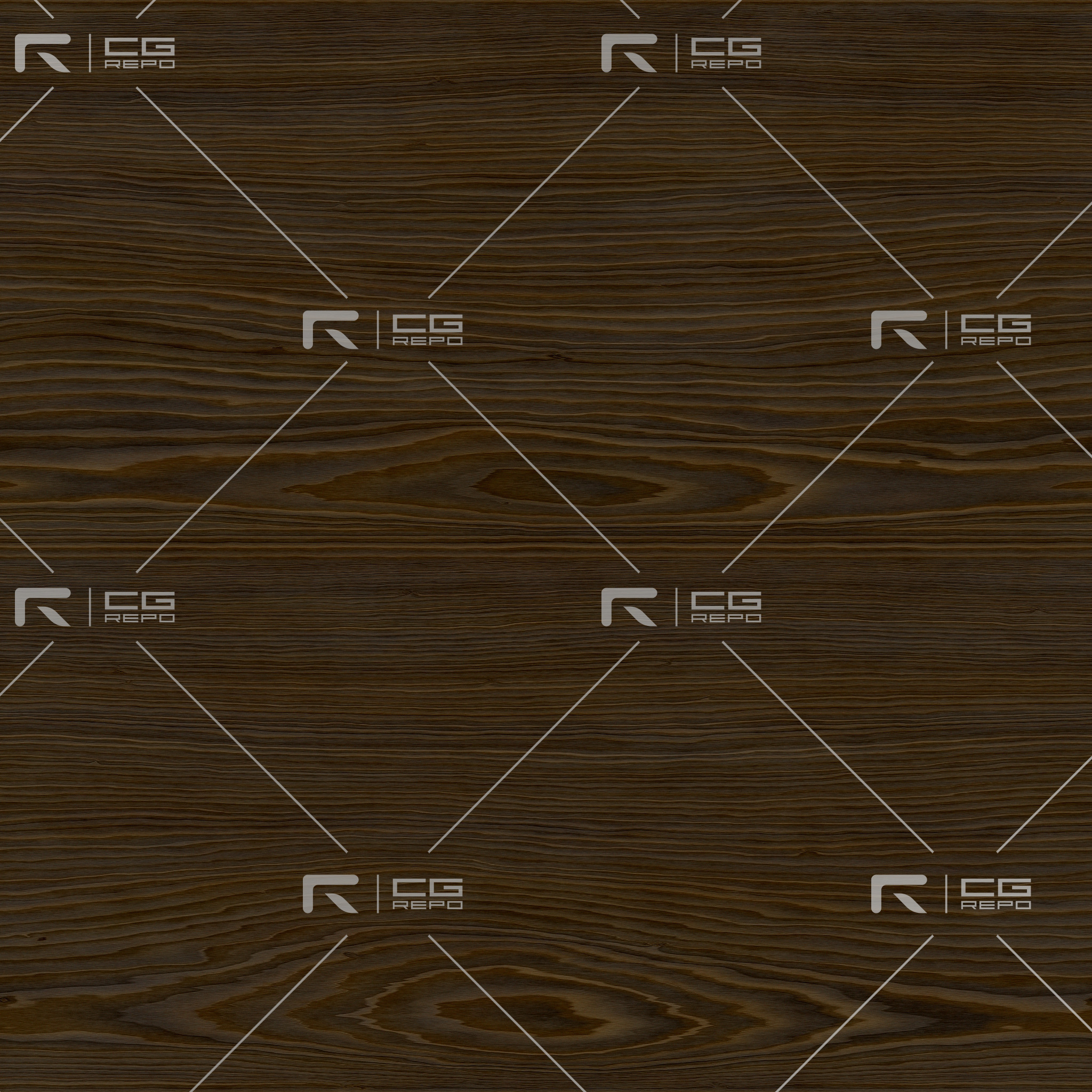 Walnut - Oxidated - Full Flat Sawn BaseColor Texture
