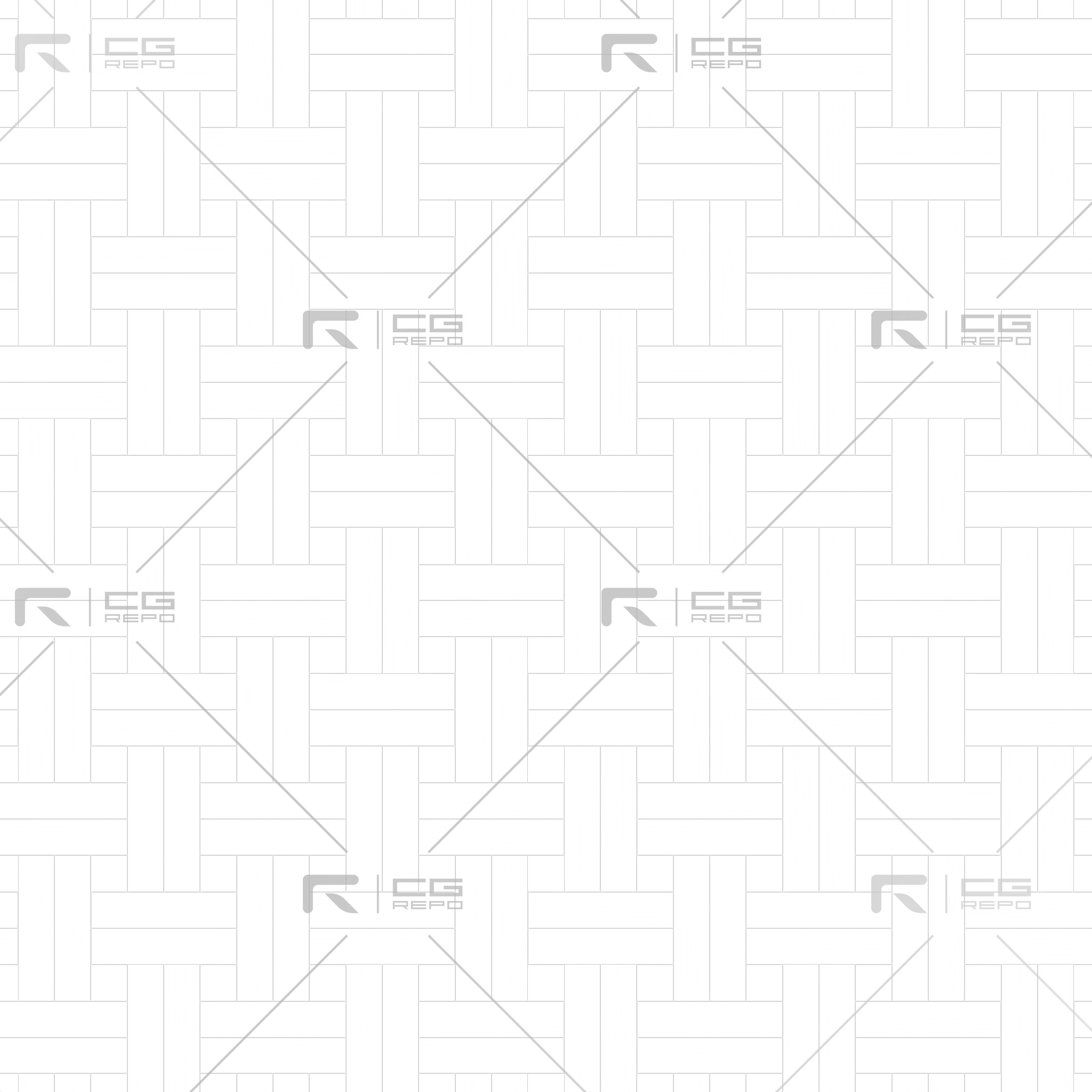 Ebony Natural Basket Weave Ambient Occlusion Texture