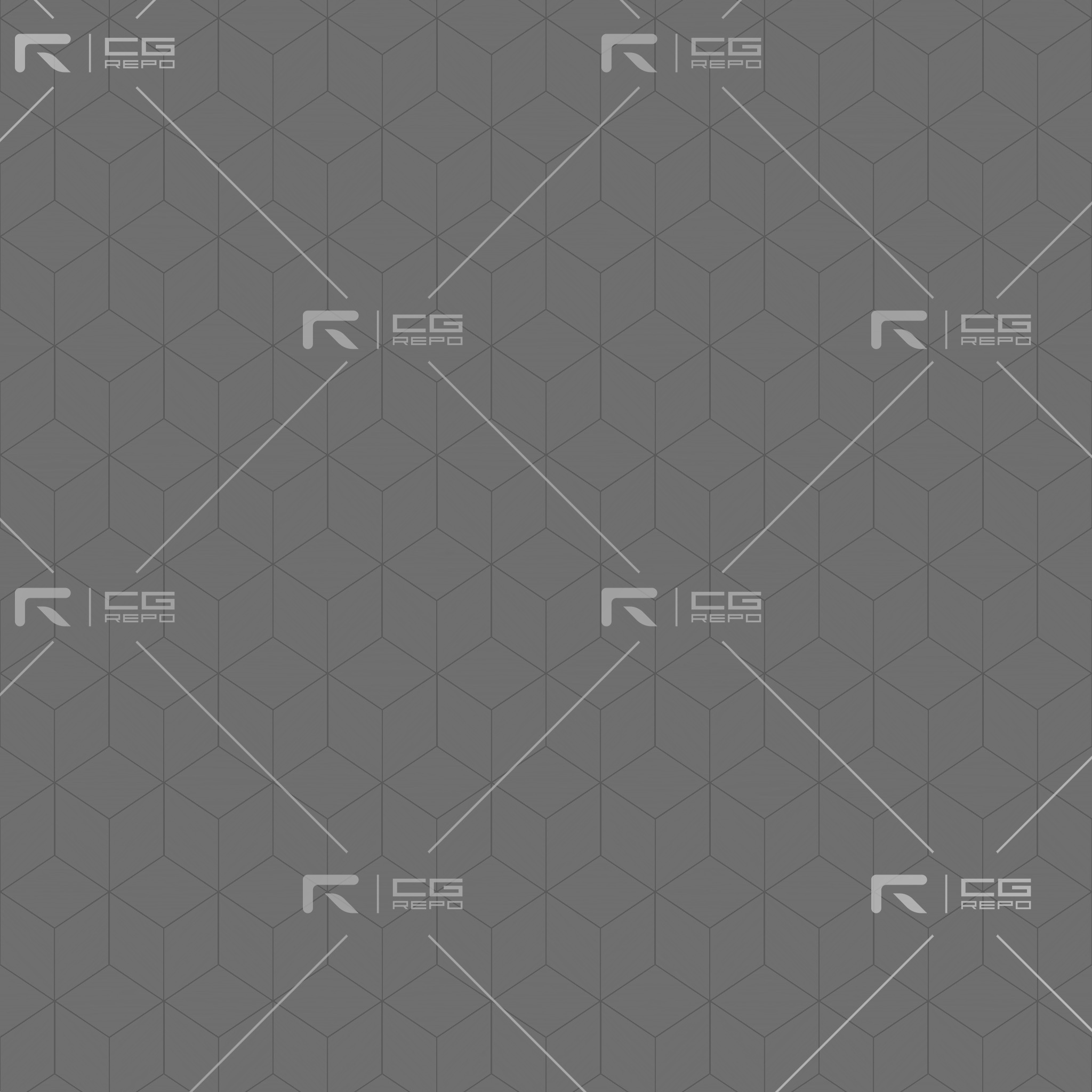 Ebony Natural Cubic Height Texture